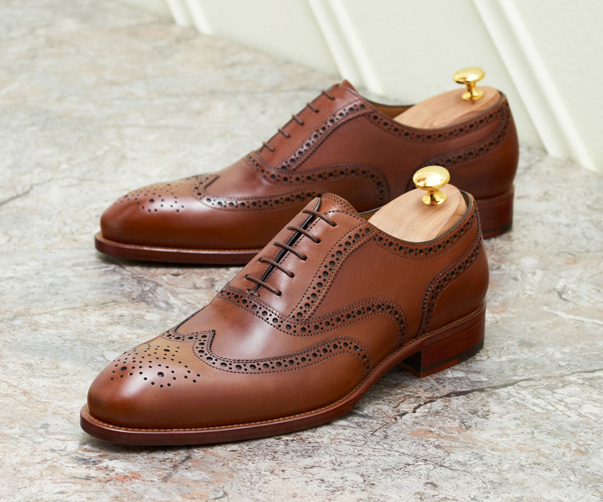 Beckett Simonon Handmade Leather Shoes
