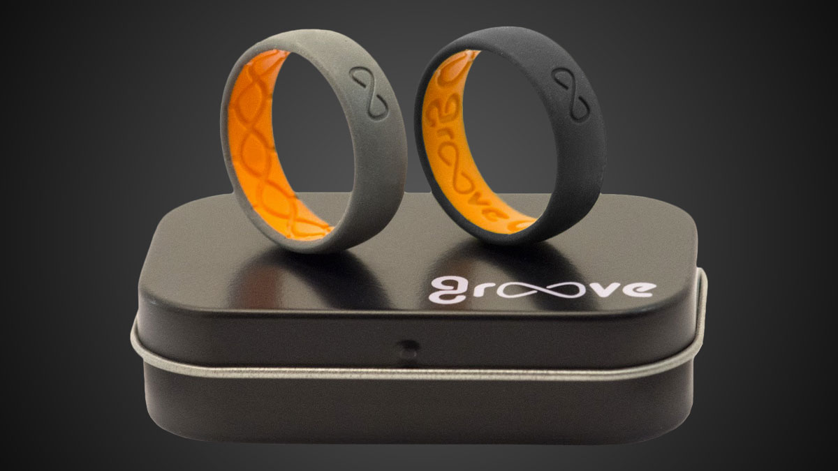 live ring active watch worlds durable the silicone first rings safe wearable groove breathable