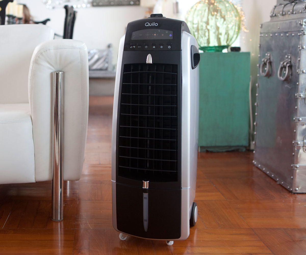 Quilo Fan With Air Cooler Amp Humidifier Dudeiwantthat Com