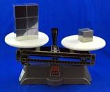 Desktop Tungsten & Aluminum Density Cube Set