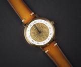 Gnomon Roman Sundial Watch
