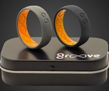 Groove Silicone Active Rings