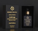 Herbstrong Full Spectrum Hemp Oil Recovery Collection