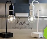 Levia Levitating Marble Lamp