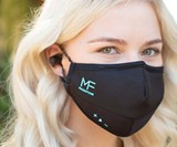 MaskFone - Face Mask with Built-In Earbuds