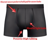 PropHim Leak-Proof Men's Underwear