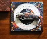Romance of Men Illusion Damascus Folding Pocket Knife