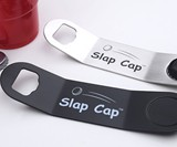 Slap Cap Trick Shot Bottle Opener