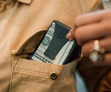 The Ridge Slim Front Pocket Wallets