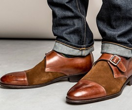 Ace Marks Handcrafted Italian Dress Shoes
