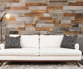 Artis Wall - Removable DIY Wood Accent Walls