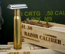 Detroit Grooming .50 Caliber Razor