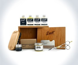 Detroit Grooming Ultimate Beard Box