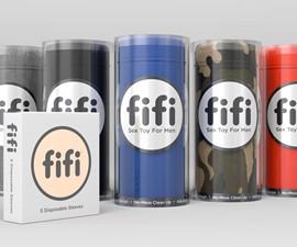 fifi Discreet Male Masturbator (NSFW)