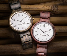 Woodstone Natural Wood Watches