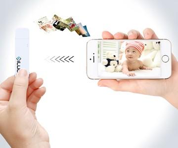 iLuun Air Wireless USB 3.0 Flash Drive