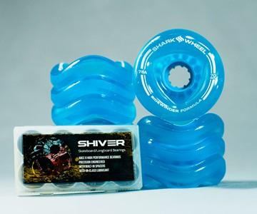 Shark Wheel Sidewinder Longboard Wheels