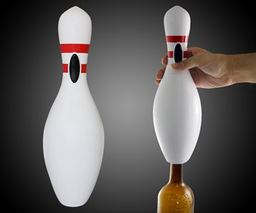 WineOvation Bowling Pin Electric Wine Opener