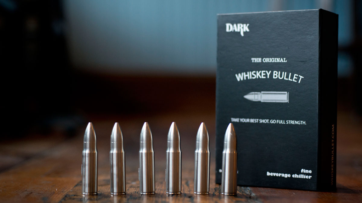 SipDark Whiskey Bullets