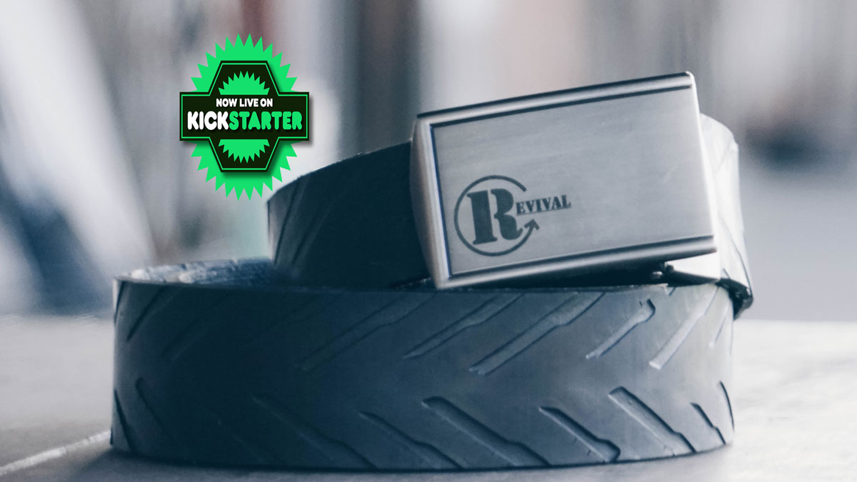 The Revival Tire Belt