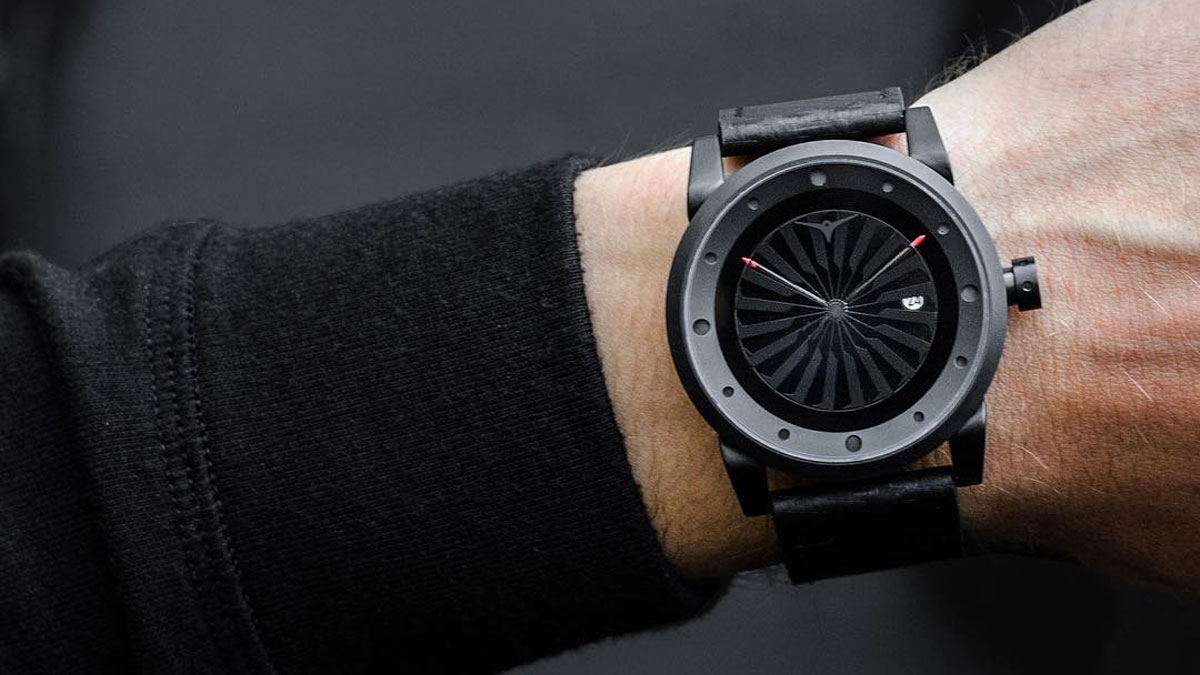 ZINVO Blade Phantom Watch