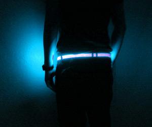 HALO LED Sport Belt - Blue