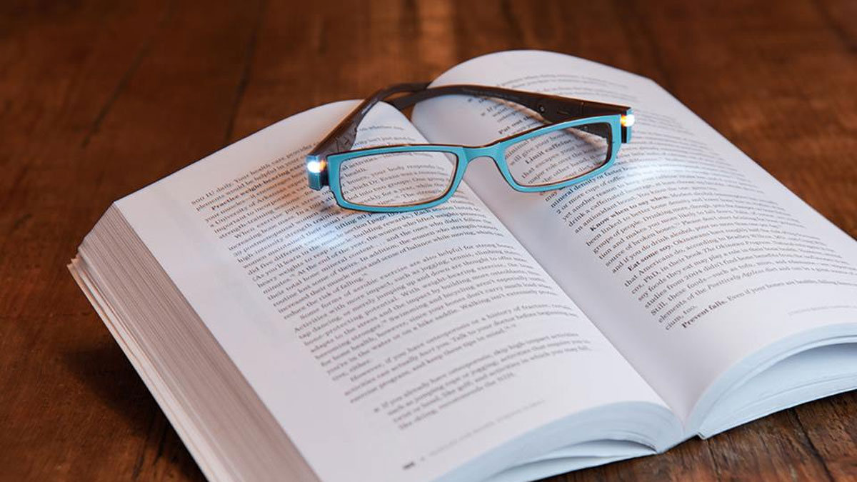 NiteSpecs LED Reading Glasses
