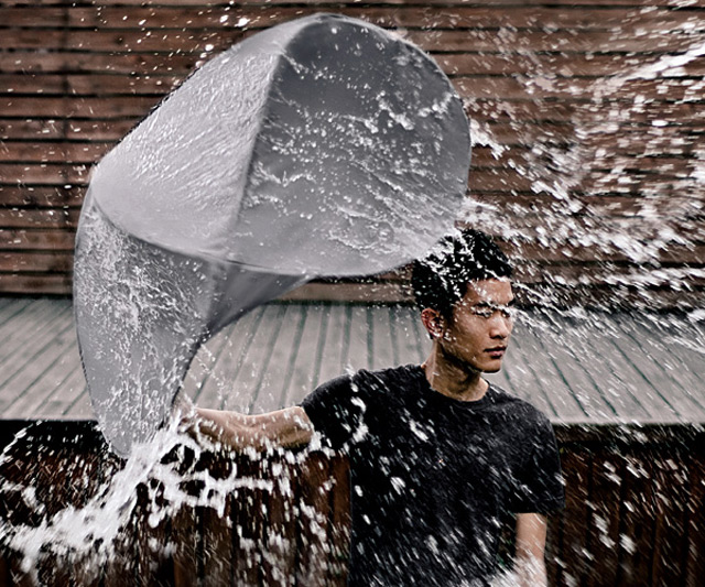 Rain Shield by Lin Min-Wei & Liu Li-Hsiang