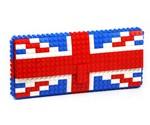 LEGO Purse - British Flag