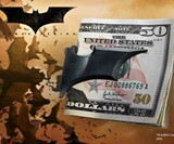 The Batarang Money Clip