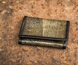 Alaska Salmon Leather Wallets