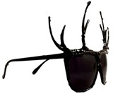 Antler Sunglasses - Profile View