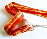 Bacon Lanyard