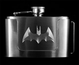 Batman Flask Belt Buckle
