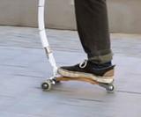 Belt Scooter