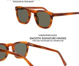 Cloos x Brady Sunglasses Collection