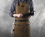 Hardmill Rugged Man Aprons