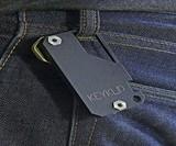 KeyKlip Carabiner Key Holder