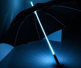 LED Lightsaber Flashlight Umbrella