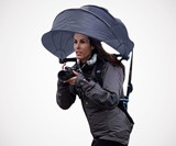 Nubrella Wearable Hands-Free Umbrella