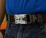 Sync II Multi-Tool Belt Buckle