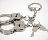 Thumbcuffs Keychain