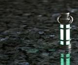Titanium Embrite Glow Fob