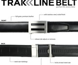 Trakline Fits-Like-a-Glove Belt