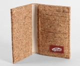 Vans Cork Wallet - Open