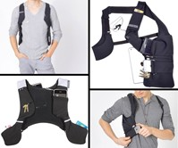 Urban Tool Shoulder Holsters
