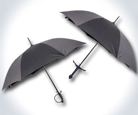 Sword Handle Umbrellas