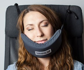The NodPod Travel Sleep System