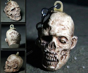 Tombies - Zombie Keychains