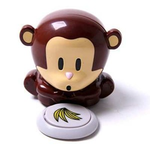 Mini Monkey Nail Polish Dryer